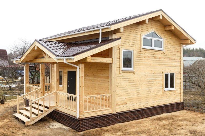 Деревянный дом: затраты