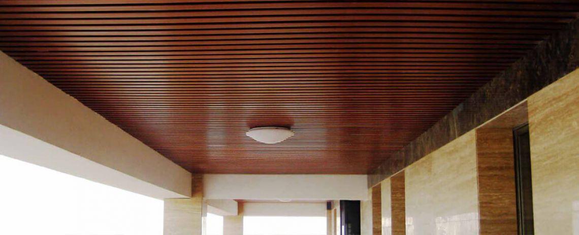Подвесные и подшивные потолки