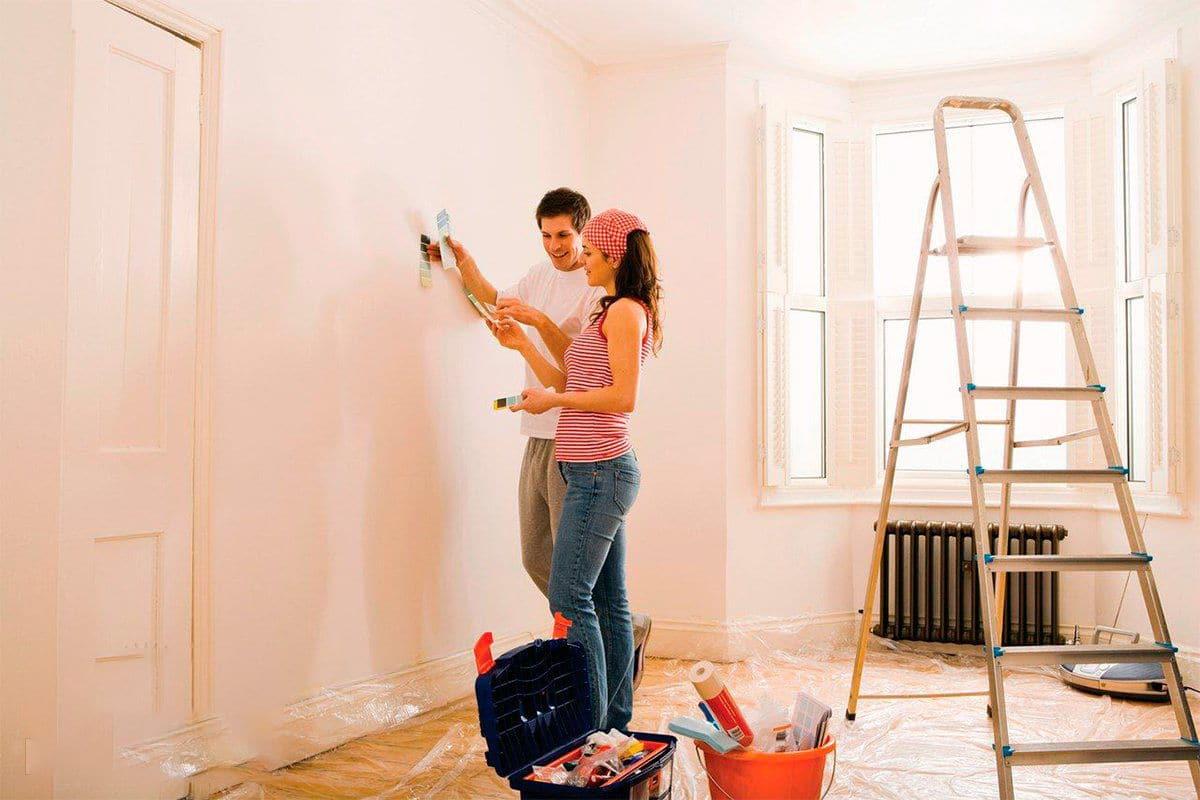 Плановый ремонт квартиры