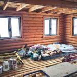 Ремонт низкого потолка в доме