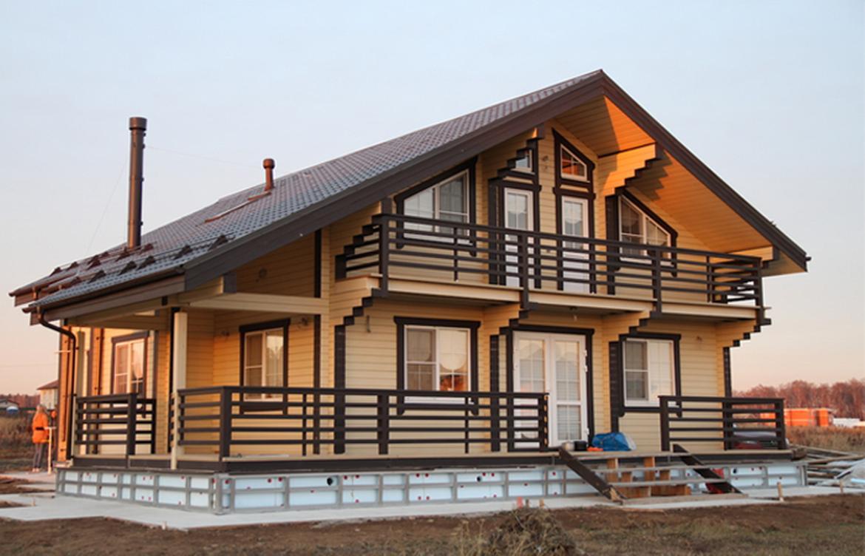 Технология строительства современных частных домов