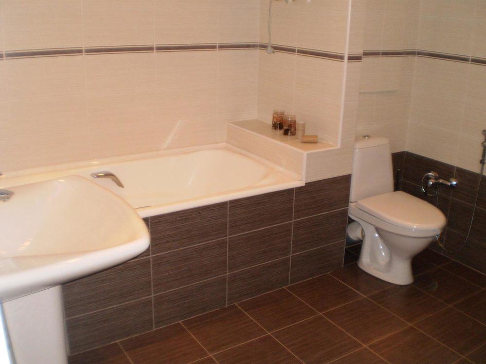 Перепланировка и ремонт ванной комнаты