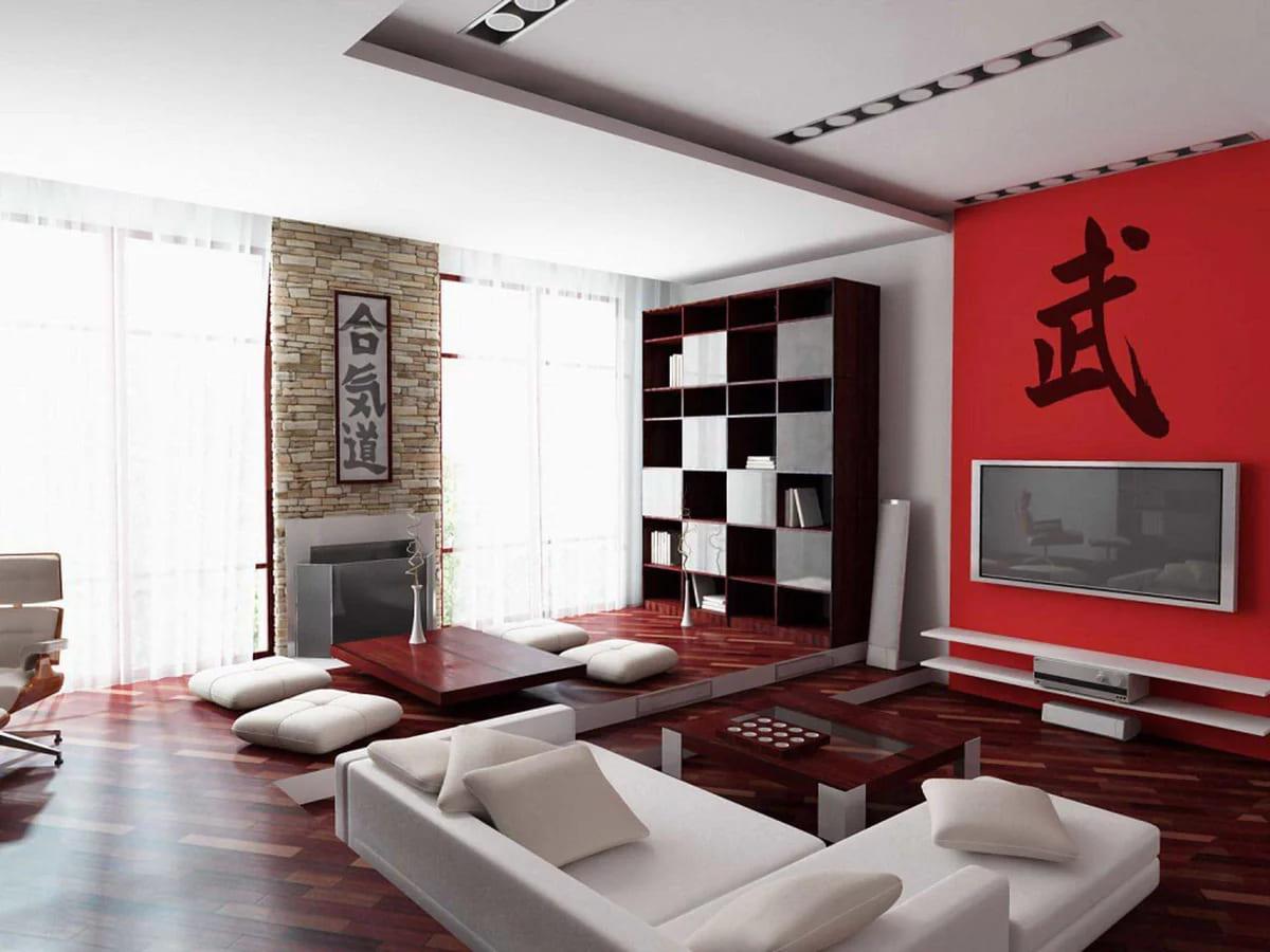 Китайский стиль в оформлении современных интерьеров