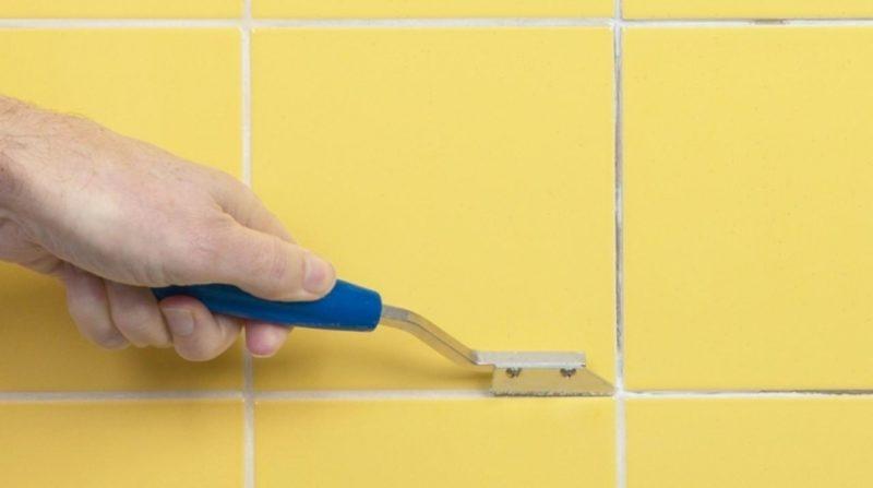 Устраняем повреждения плиточной облицовки