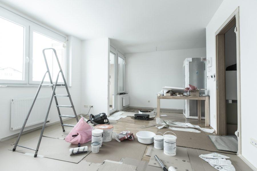 Ремонт в новой квартире шаг за шагом