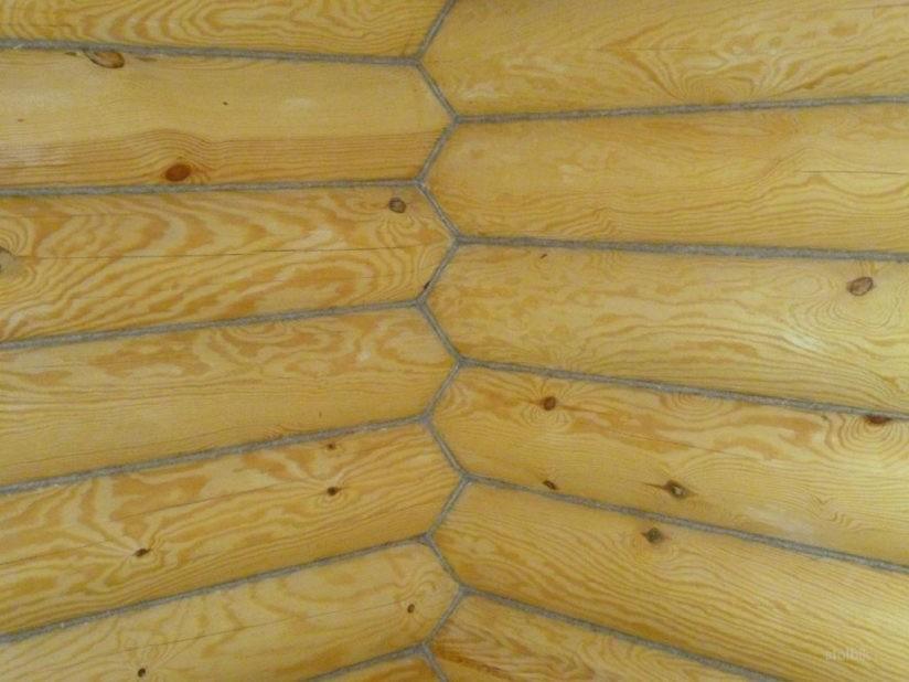 Отбеливание деревянных отделочных материалов