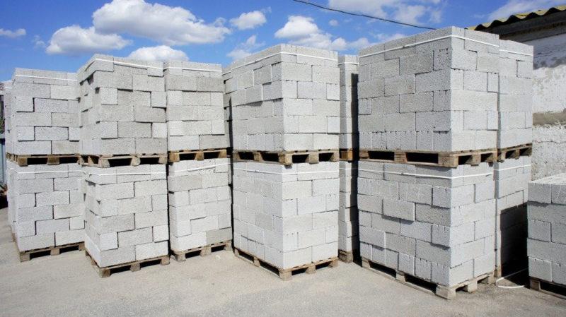 Самые популярные строительные материалы