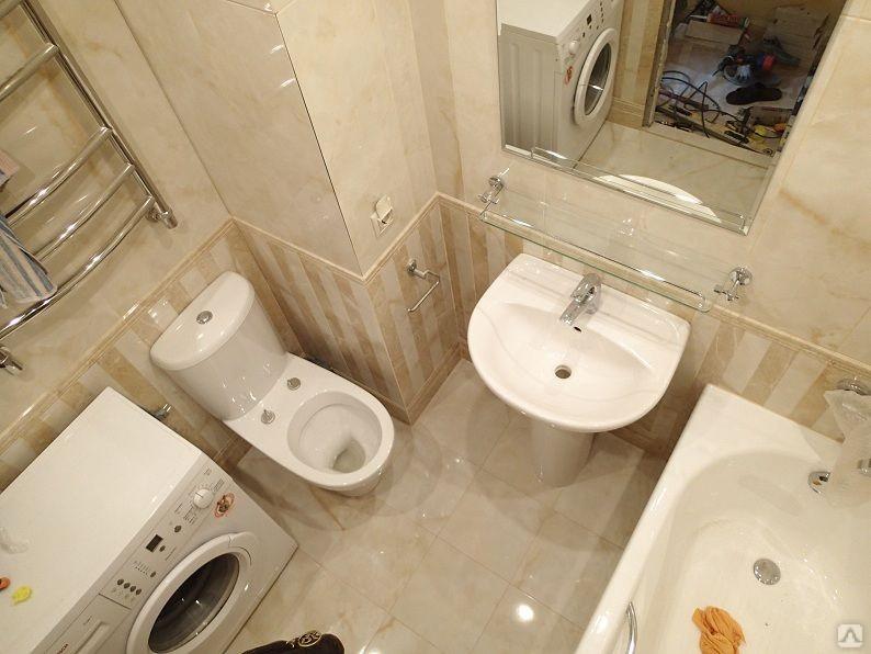 Перепланировка ванны: грамотный подход