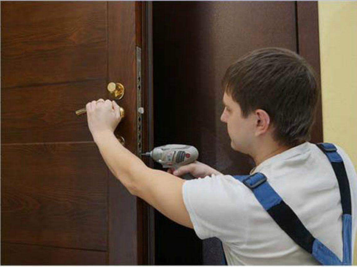 Способы крепления для входной двери