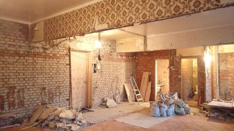 Ремонт в собственном доме. С чего начинать ремонт