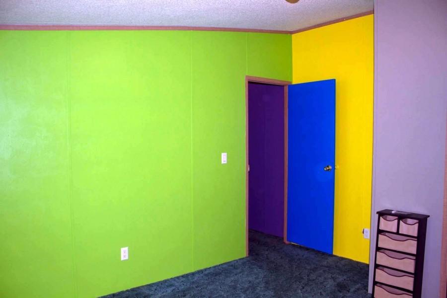 Краска для детской комнаты — какую выбрать?