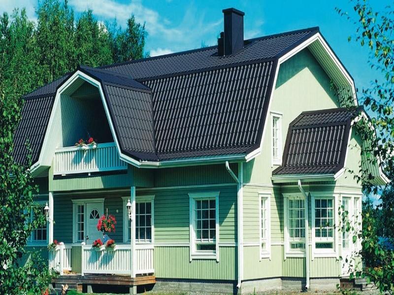 Нарядные крыши