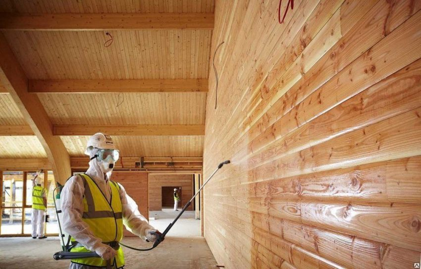 Какой метод защиты древесины от вредителей лучше?
