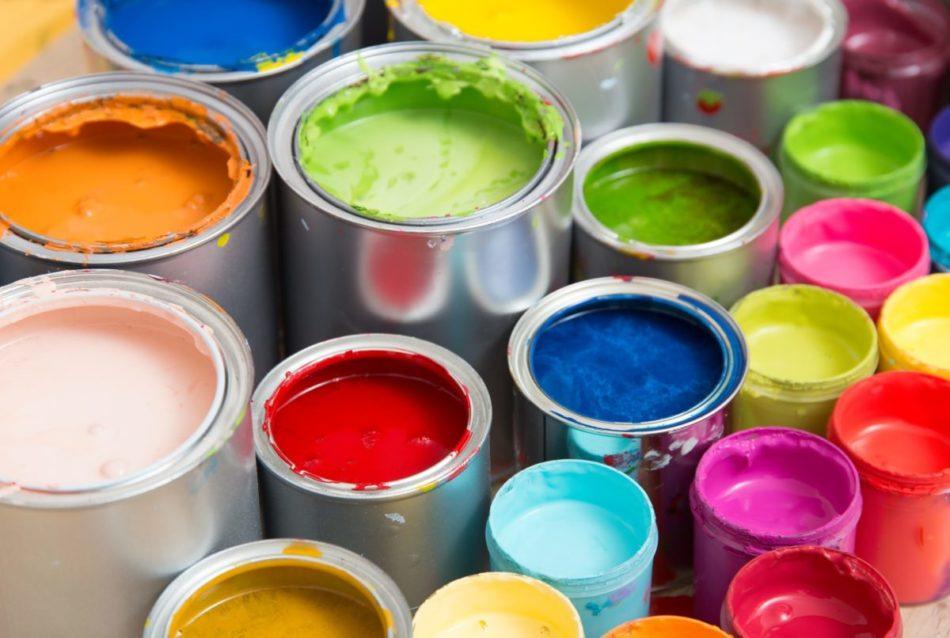 Синтетические краски