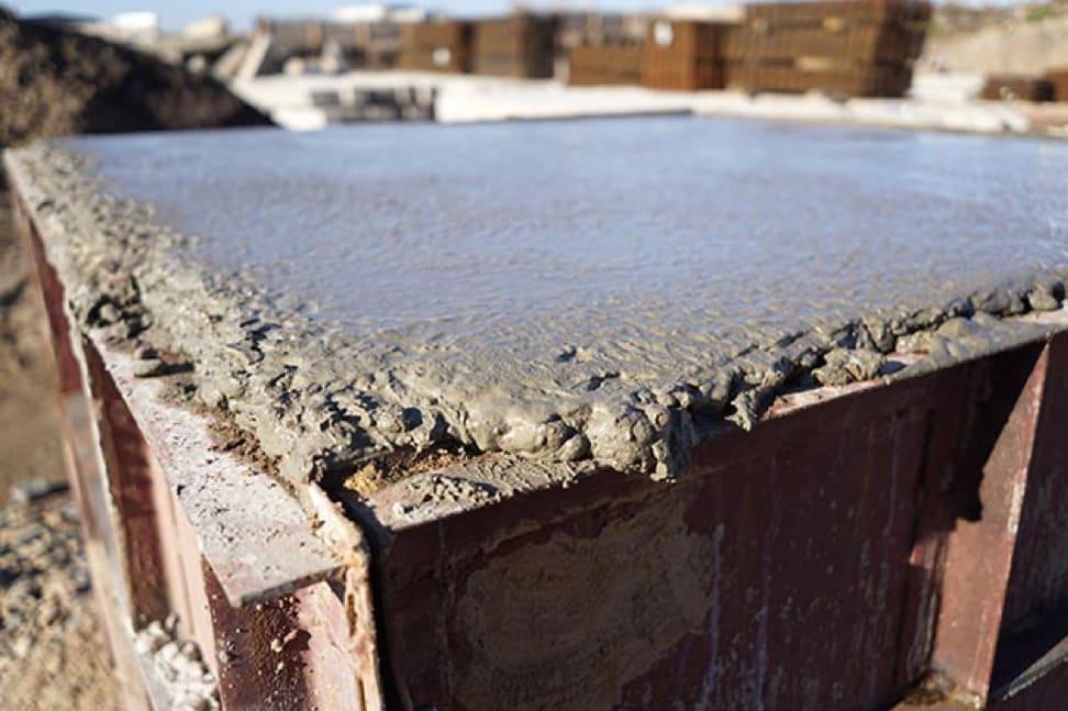 Состав и свойства тяжелого бетона