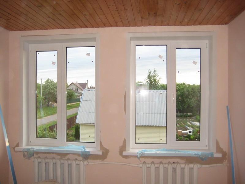 Наиболее распространенные варианты компоновки окна