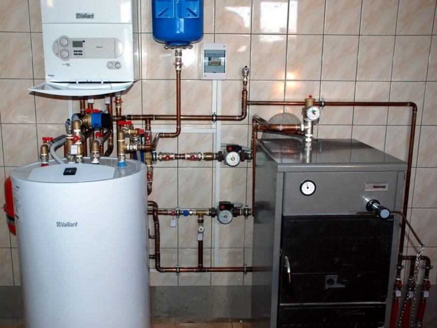 Как сделать горячую воду в вашем доме?