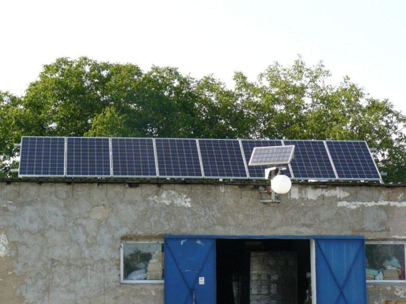 Об автономии электроснабжения