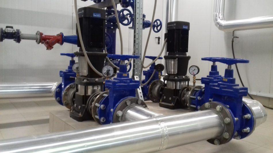 Grundfos оборудование для водоснабжения