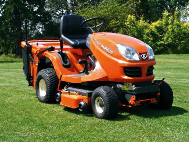 Мини тракторы для дач