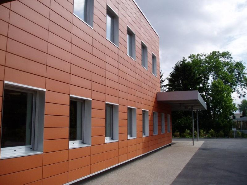 Типовые фасадные материалы
