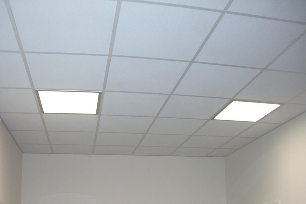 Минераловолокнистые потолки