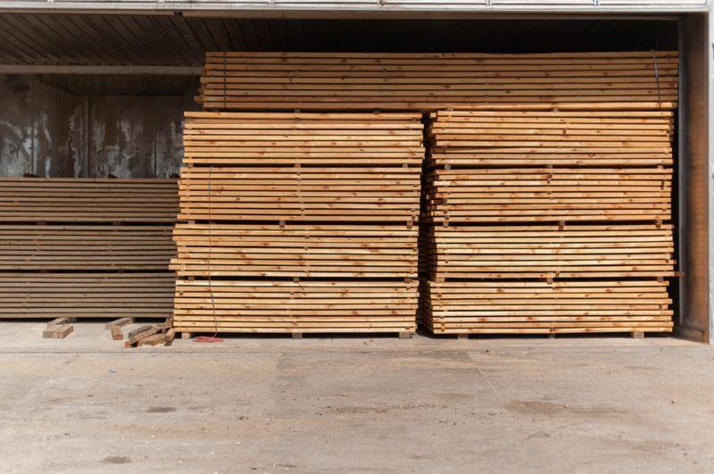 Сушка дерева, сушка древесины, сушильная камера