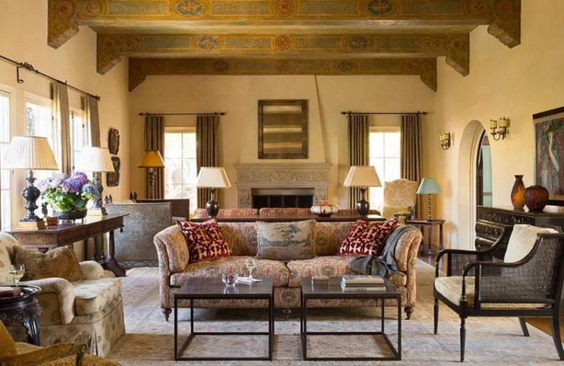 Колониальный стиль – мебельное совершенство