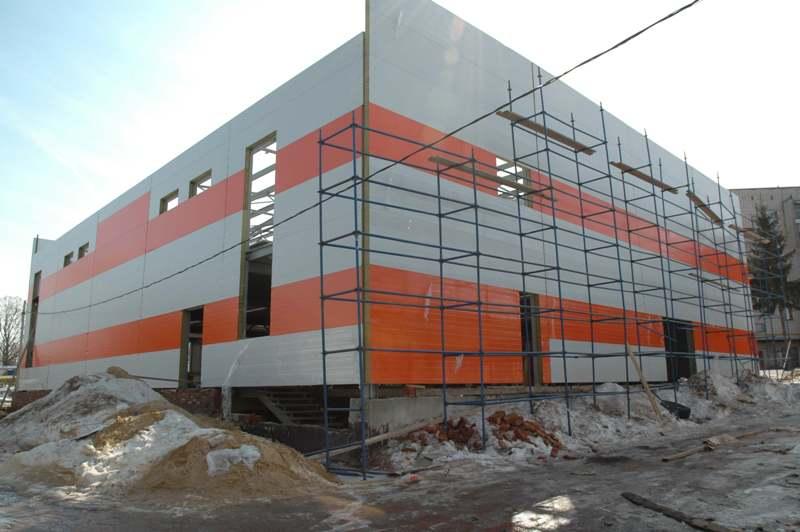 Строительство и реконструкция производственных объектов