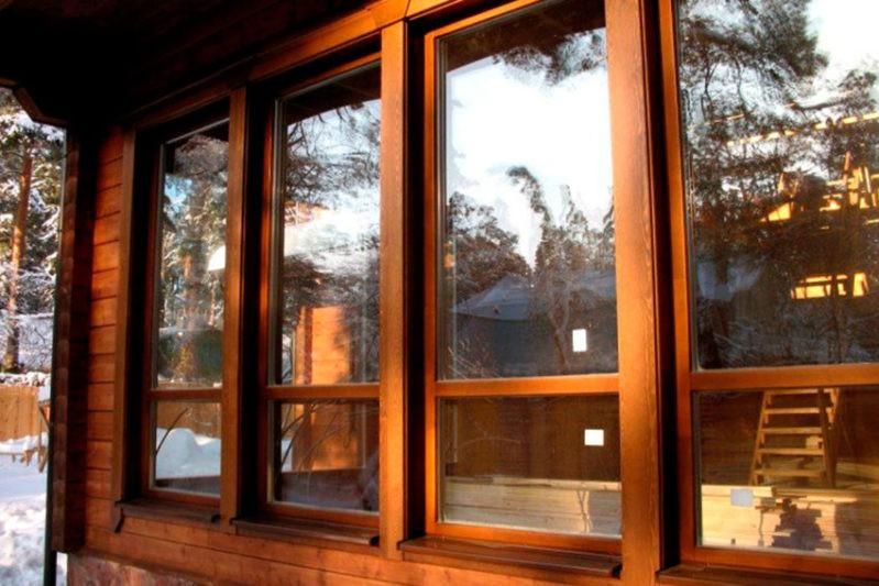 Деревянные стеклопакеты: причины их популярности