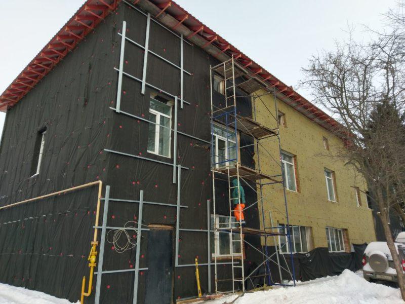 Зачем нужен вентилируемый фасад