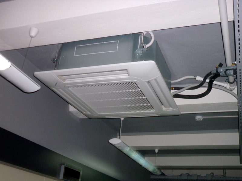 Системы кондиционирования свежий воздух в любом помещении
