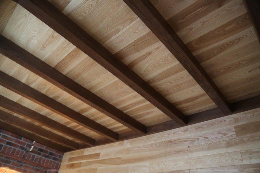 Подшивной потолок – экономия пространства