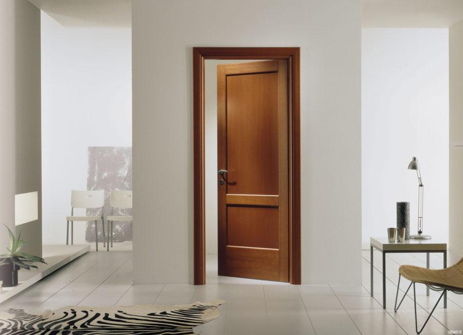 Подход к дверям