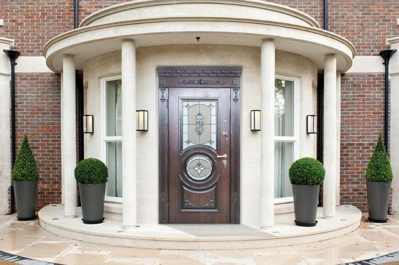 Входные двери: стили и материалы