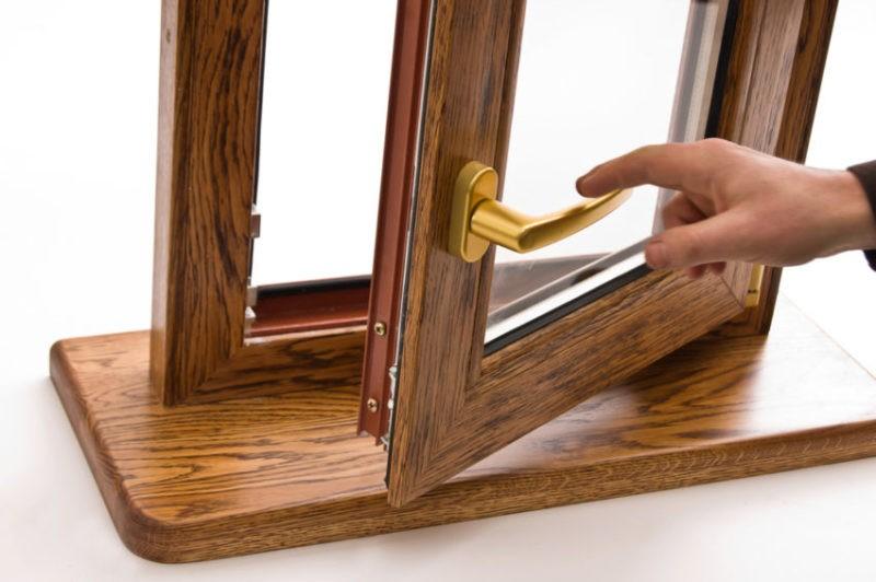 Окна деревянные. Стеклопакеты — производство и характеристики