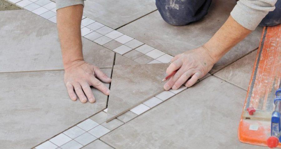 Керамическая плитка и кафель для пола - как правильно их купить и уложить