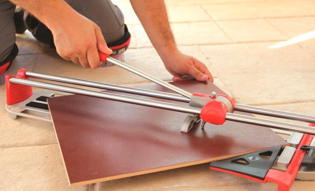Как резать керамическую плитку?