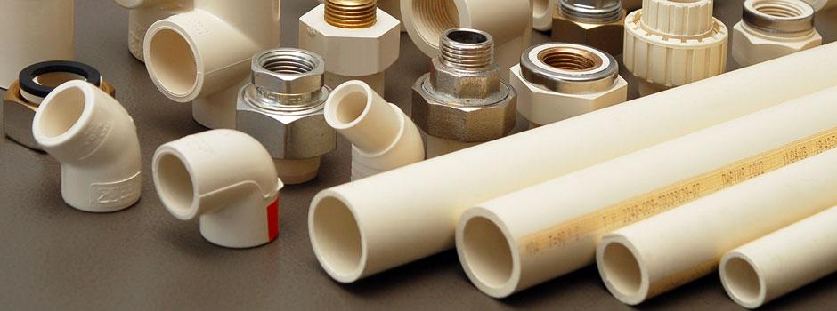 Пластиковые трубы ПВХ