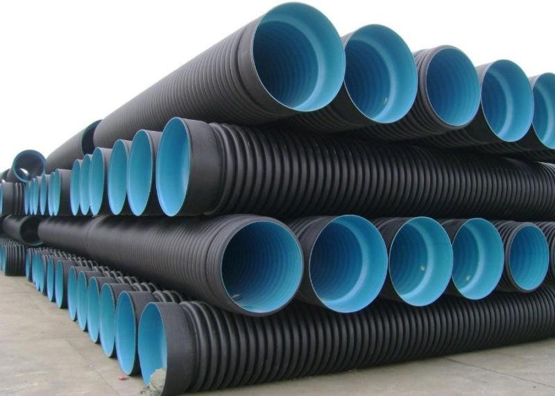 Гофрированные трубы для прокладки наружной канализации