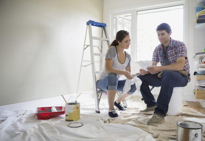 Ремонтируем дом