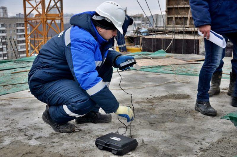 Уход за бетоном, качество и техника безопасности бетонных работ