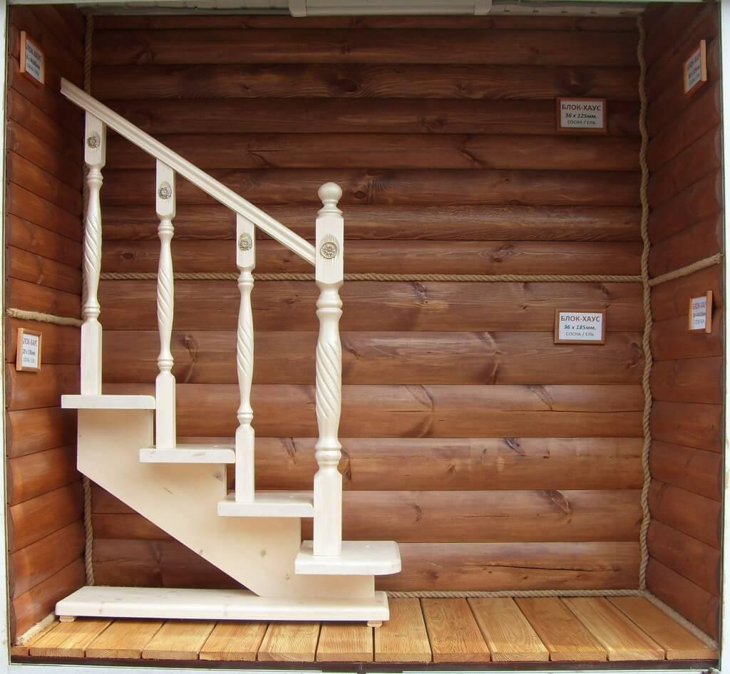 Конструктивные и декоративные элементы лестниц