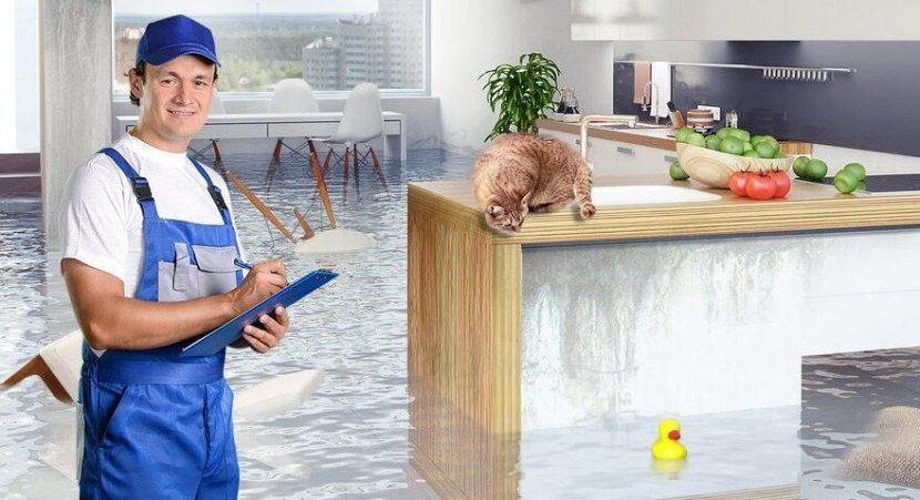 Страховка от залива – надежно и спокойно