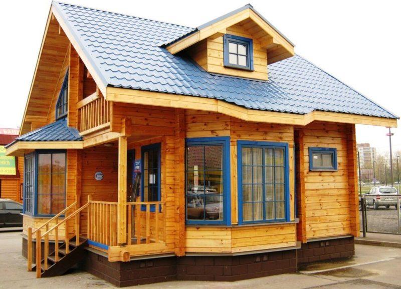 Почему деревянные дома из бруса набирают популярность в России?
