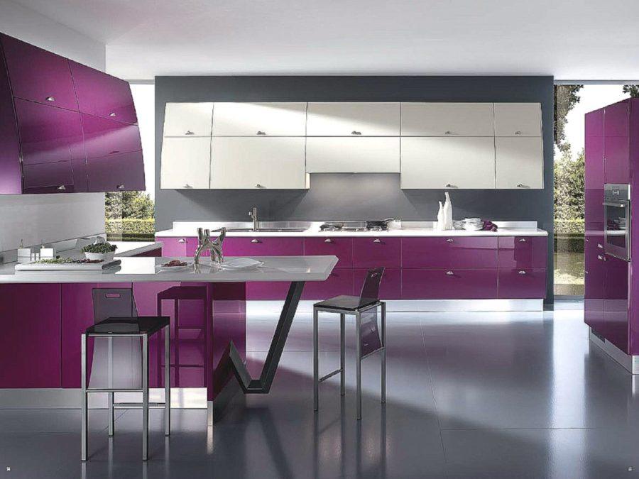 Как оформить интерьер современной кухни