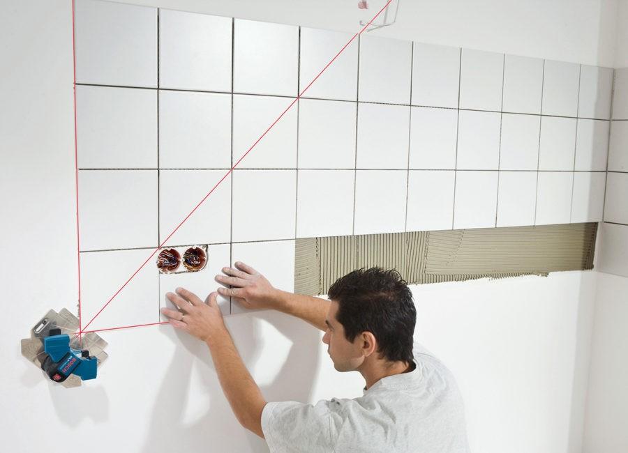 Выполнение ремонта в ванной комнате