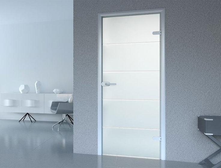 Стеклянные двери – свежий вдох в современном дизайне помещений