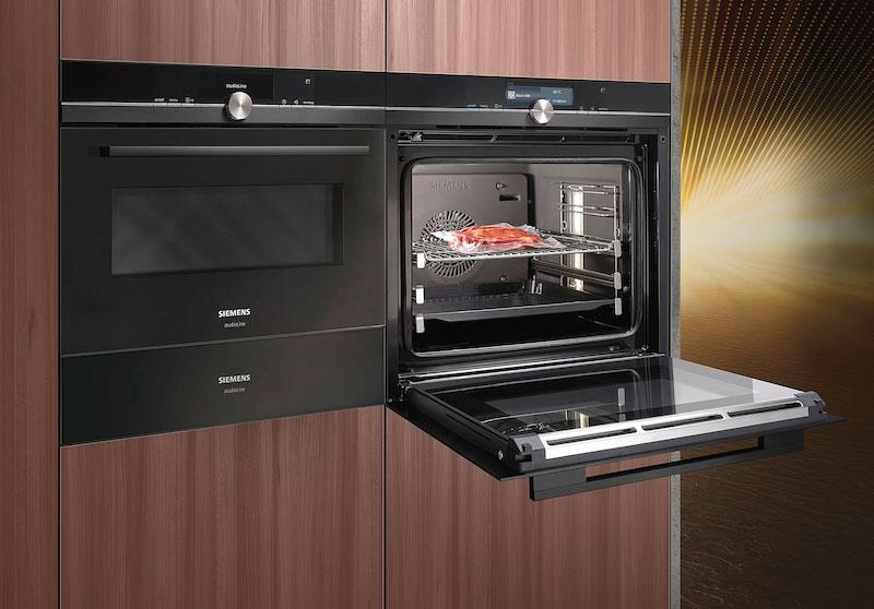 Духовой шкаф: функциональный элемент кухни
