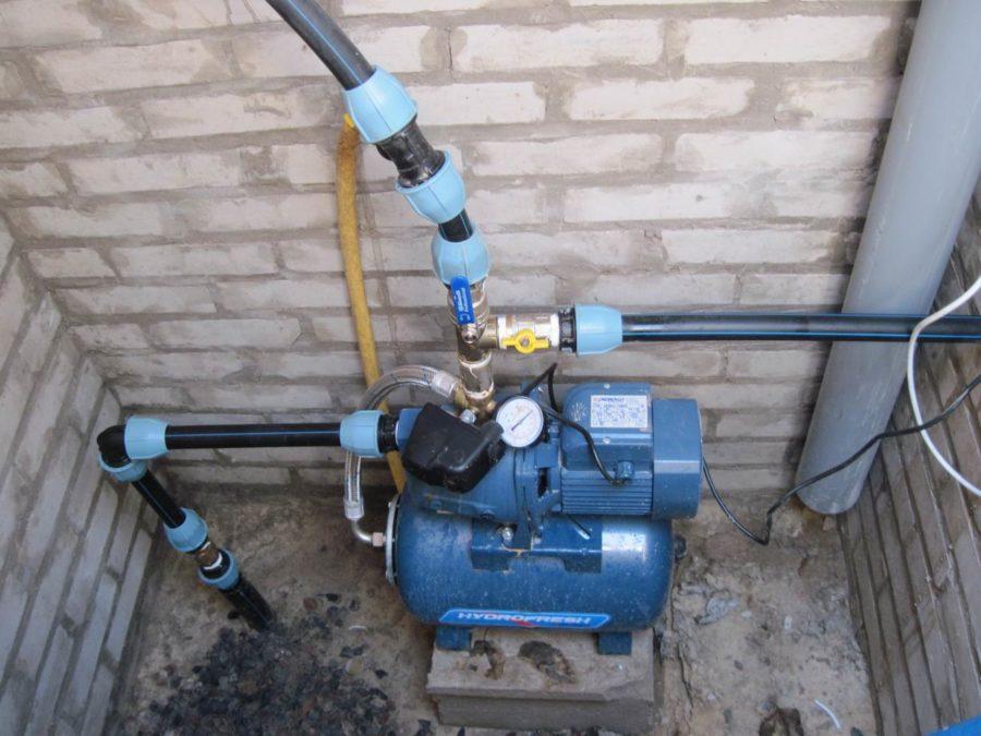 Правила выбора насоса для водоснабжения дома